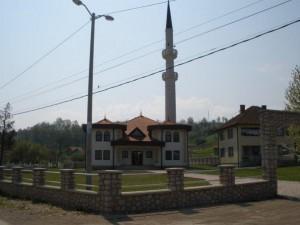 Džamija u Bokavićima