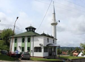 Džamija Hrvati-Ahmići