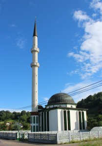 Džamija u Berkovici