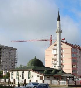 Džamija u Lukavcu