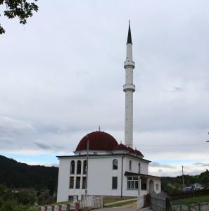 Džamija u Orahovici