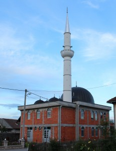 Džamija u Poljicu (Centar)