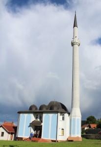 Džamija u Turiji