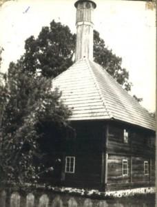 Stara džamija u Poljicu