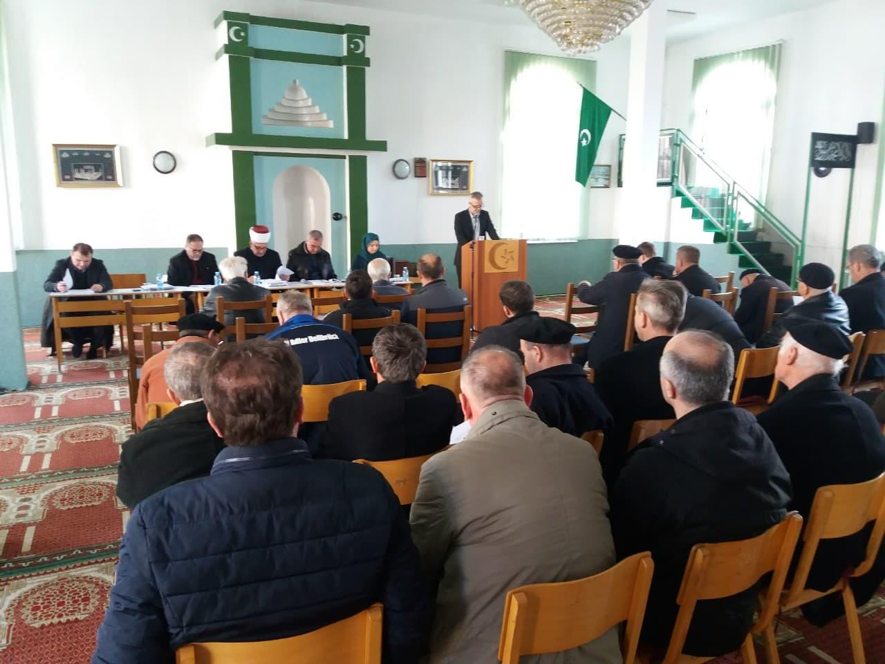 Održana sjednica Skupštine Medžlisa IZ-e Puračić